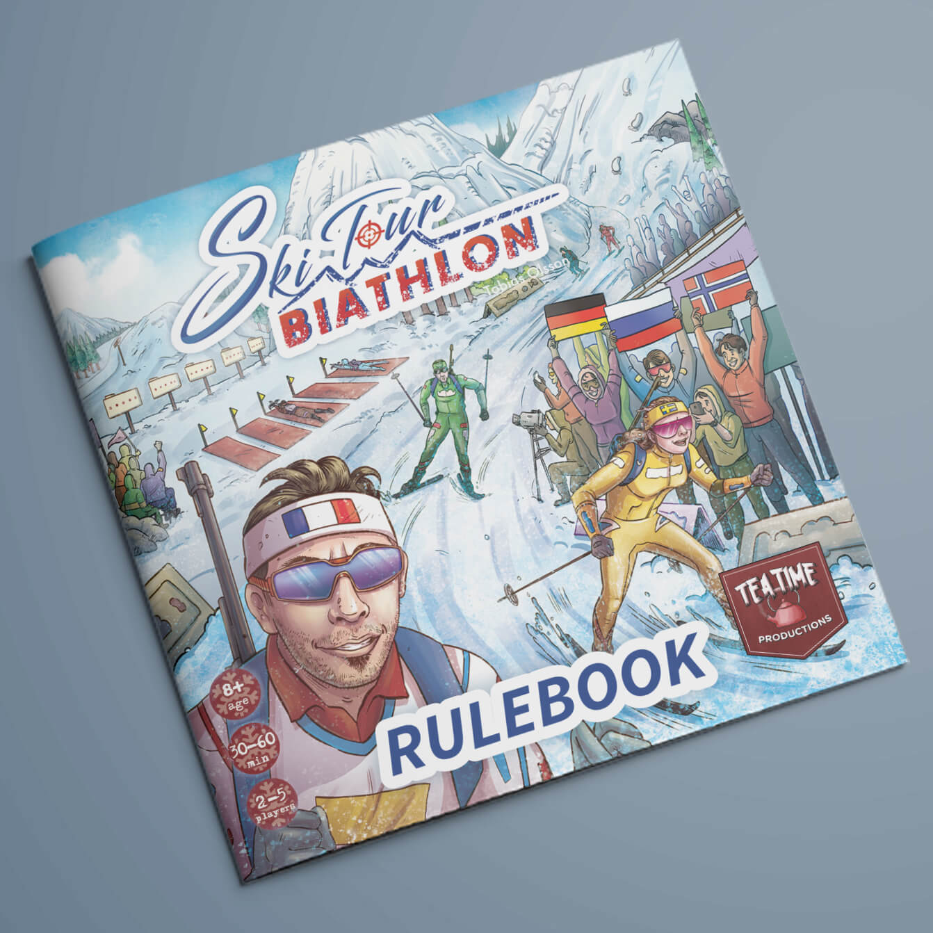 Ski Tour: Biathlon rulebook